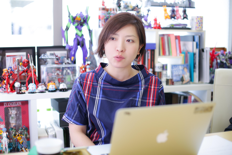 Rie Shimasue, Producer, Music Liaison, Overseas Development Strategy, khara Inc.