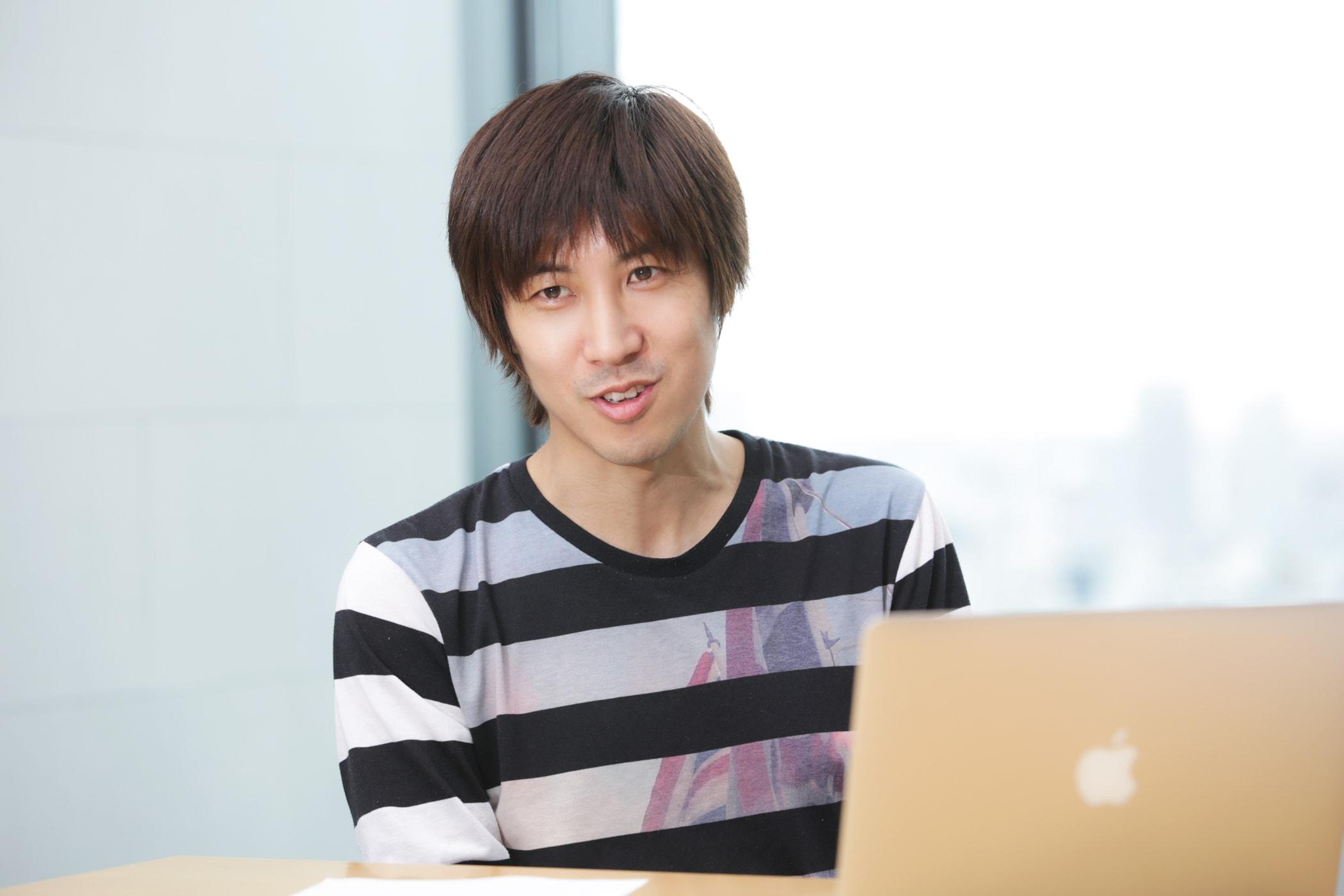 Mr. Kazufumi Mori, Manager / Leader, Livedoor News Team, 2nd Media Division, LINE Portal Company