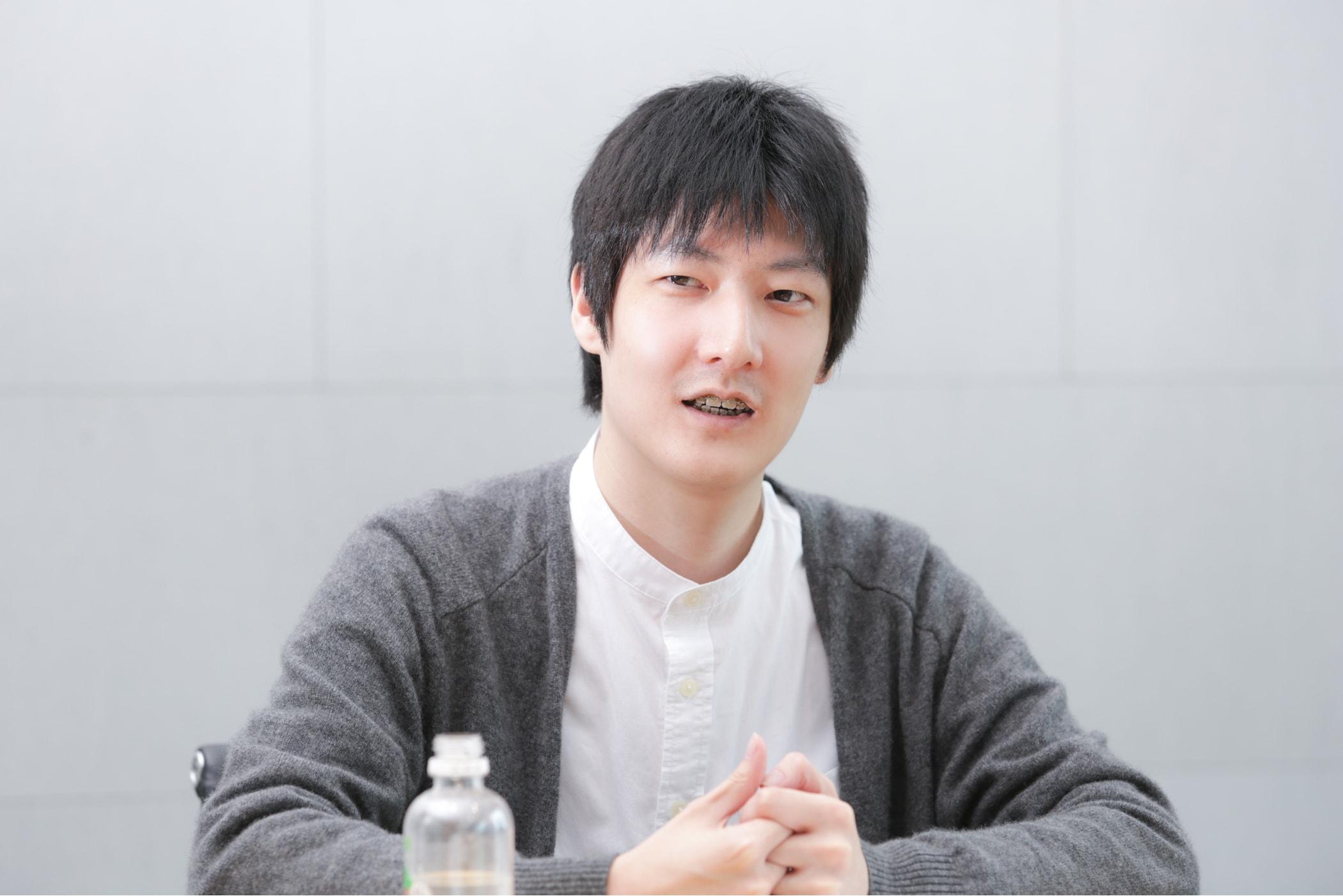 Daiki Ishimori, CEO of Gehirn Inc.