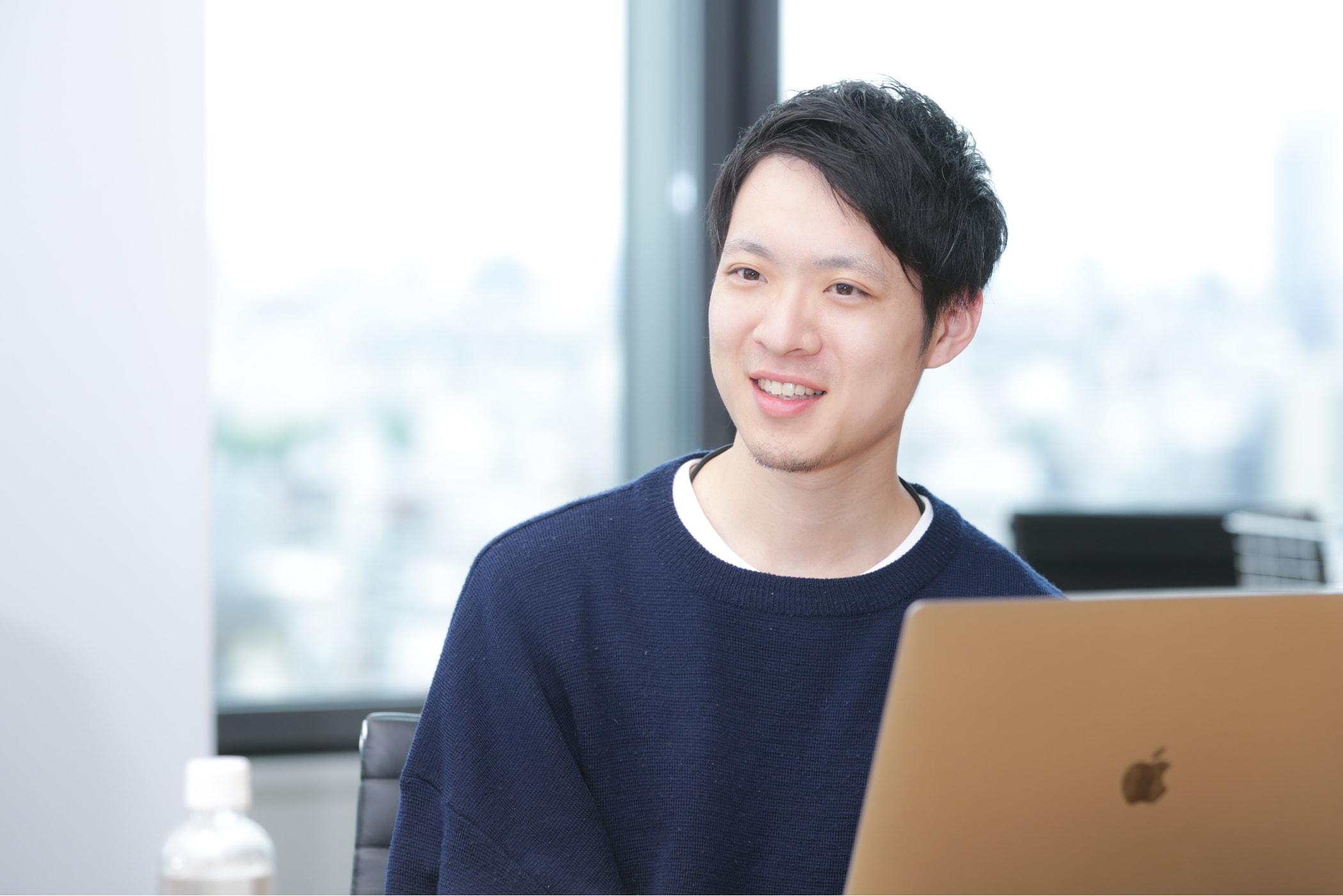 Mr. Yuta Nomura, Livedoor News Team, 2nd Media Division, LINE Portal Company