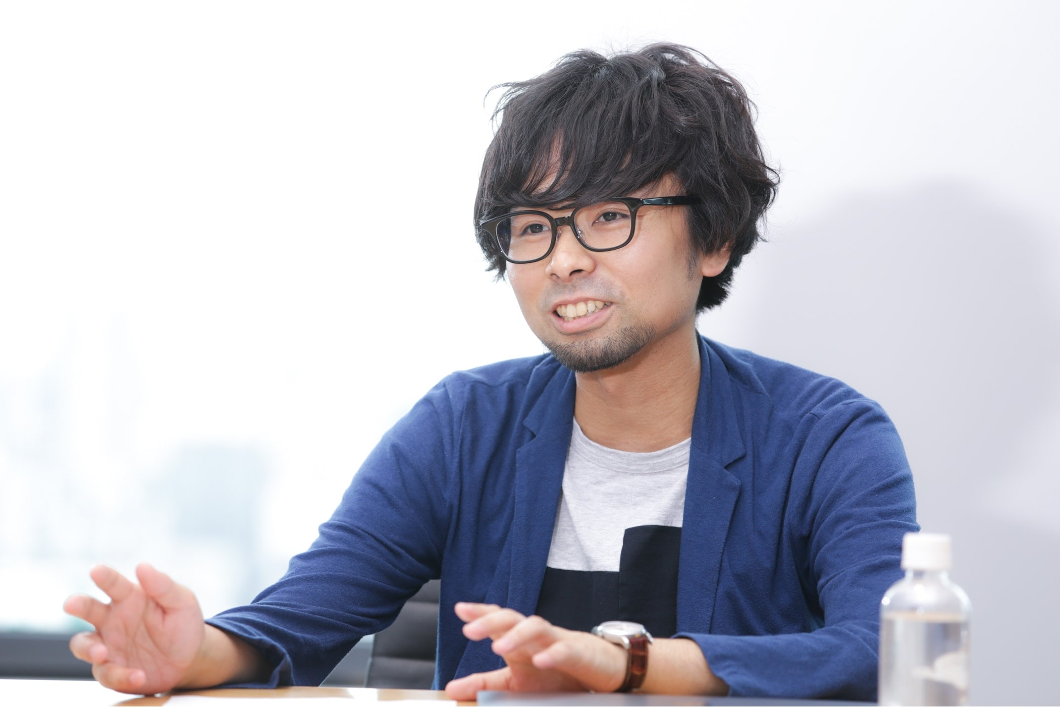 Mr. Shunpei Osawa, Livedoor News Team, 2nd Media Division, LINE Portal Company